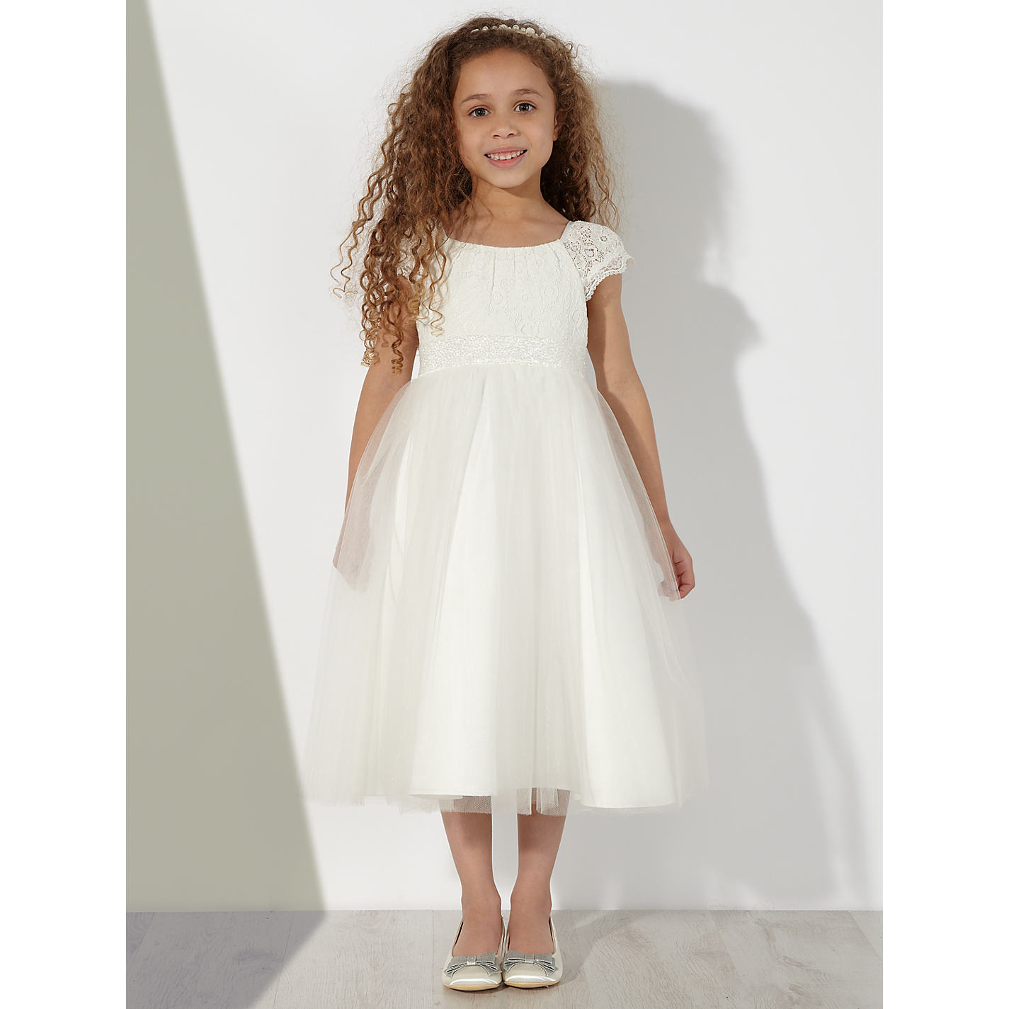 Wedding wednesday flower girl dresses trendy ladies lace mesh dress from john lewis ombrellifo Image collections